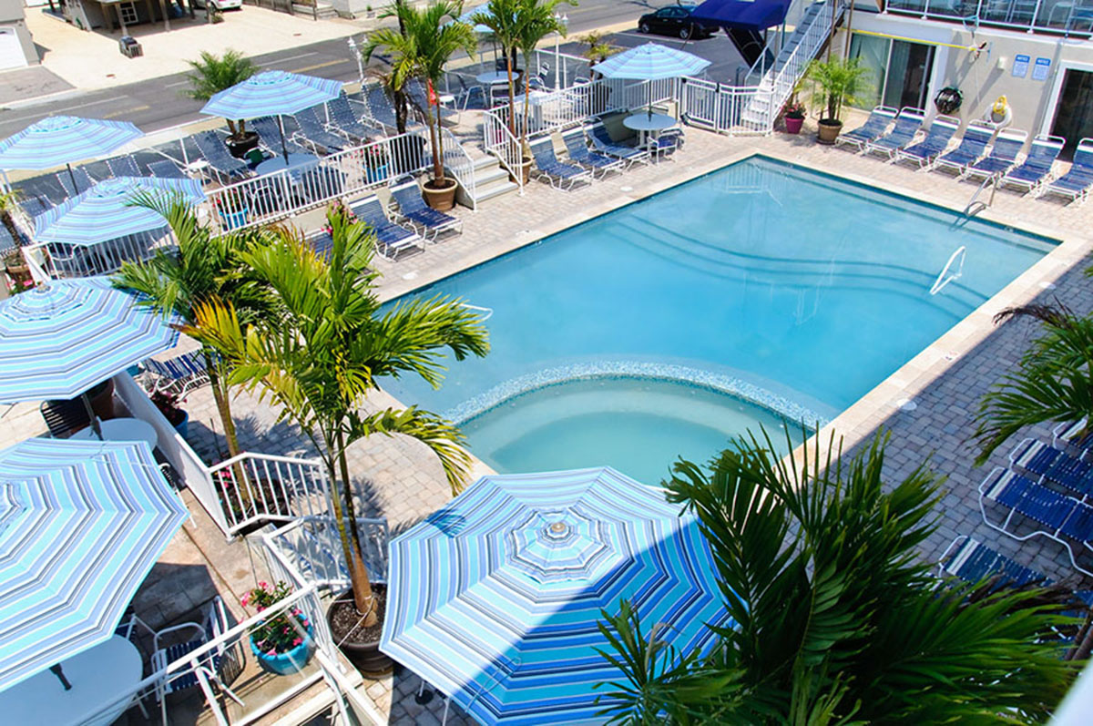 Long Beach Island Nj Hotel Pool
