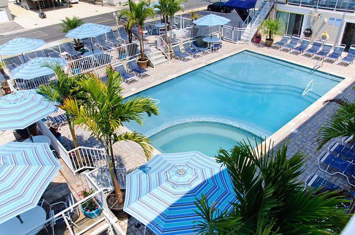 Long Beach Island Nj Hotel Pool